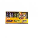 Chocolate variety mars pack